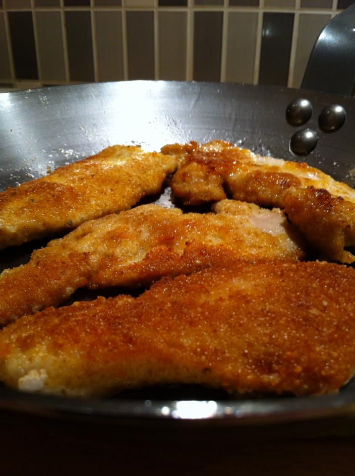 Chicken Piccata - the Ultimated Chicken