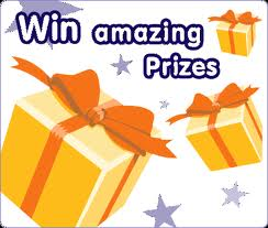 Win amazing Prize!