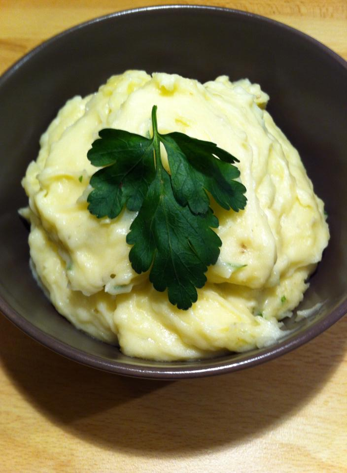 Long Pepper Mash Potatoes