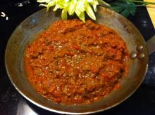 Abisha - Ethiopian Meat Sauce